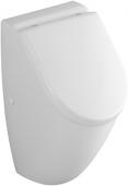 Villeroy & Boch Subway - Absaug-Urinal für Montage mit Deckel
