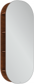 Villeroy & Boch Antheus - Spiegelregal 600 x 1400 x 178 mm black ash