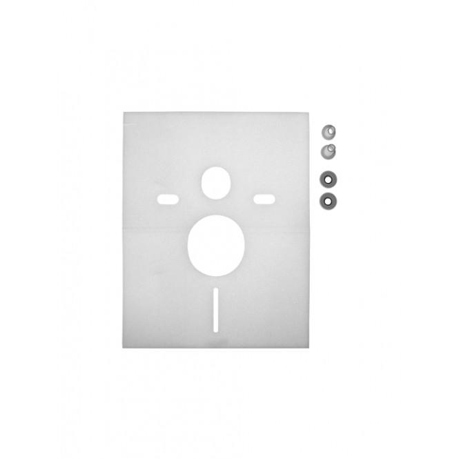 Duravit - Schallschutz-Set