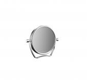 Emco Universal - Rasier- und Kosmetikspiegel 3-fach/1-fach rund 89 mm chrom
