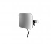 Emco Universal - LED-Rasier- und Kosmetikspiegel Stecker 2 Schalter Farbwechsel