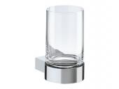 Keuco Plan - Porta bicchiere chrome-plated