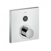 Hansgrohe Axor ShowerSelect - Thermostat UP Fertigset 1 Verbraucher quadratisch chrom