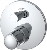Ideal Standard Melange - Miscelatore termostatico a incasso per vasca con deviatore cromo