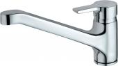Ideal Standard Active - Miscelatore monocomando da cucina con bocca girevole cromo