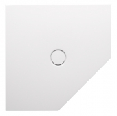 Bette BetteFloor Caro - Shower Floor area anthracite - 100 x 100