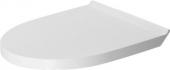 Duravit DuraStyle - WC-Sitz mit Absenkautomatik weiß