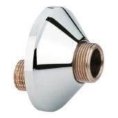 """Grohe - S-Anschluss 12001 Verstellbarkeit 7,5 mm 1 / 2"""" x 3 / 4"""" chrom"""