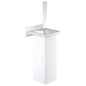 Grohe Allure Brilliant - Toilettenbürstengarnitur chrom