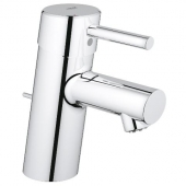 Grohe Concetto - Einhand-Waschtischbatterie DN 15 S-Size für offene Warmwasserbereiter