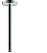 Hansgrohe Axor - Decken-Anschlussstück DN15 300 mm nickel gebürstet