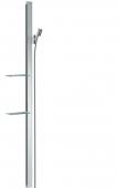 Hansgrohe Unica'E - Brausestange 1500 mm chrom
