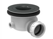 Ideal Standard - Ablaufgarnitur ultraflat ohne Deckel 90 mm