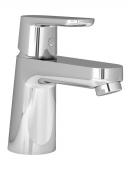 Ideal Standard CeraVito - Miscelatore monocomando per lavabo Taglia XS con scarico a saltarello cromo