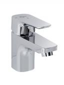Ideal Standard CERAPLAN III - Miscelatore monocomando per lavabo 130 con scarico a saltarello cromo