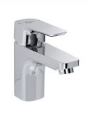 Ideal Standard CERAPLAN III - Miscelatore monocomando per lavabo 145 con scarico a saltarello cromo