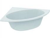 Ideal Standard HOTLINE NEU - Vasca da bagno 1400 x 1400mm bianco