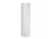 Keuco Royal Reflex - Tall cabinet 34030, hinged left, 1 door, mocha / mocha