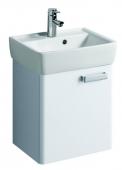Keramag Renova Nr. 1 Plan - Handwaschbecken-Unterschrank 410 x 463 x 350 mm weiß hochglanz