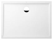 Villeroy & Boch Futurion Flat - Piatto doccia rettangolare 1200x800 bianco senza antiscivolo