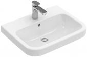 Villeroy & Boch Architectura - Waschtisch 550 x 470 mm mit Überlauf weiß alpin C+
