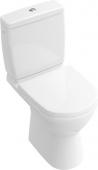 Villeroy & Boch O.novo - Tiefspül-WC für Kombination Compact 360 x 610 DF bodenstehend weiß alpin