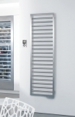 Zehnder Subway - Design-Heizkörper SUBE-130-045 / ID elektrisch RAL 9016 weiß