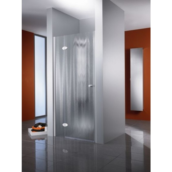HSK Premium Classic - Revolving door niche Premium Classic, 41 chrome-look 900 x 1850 mm, 100 Glasses art center