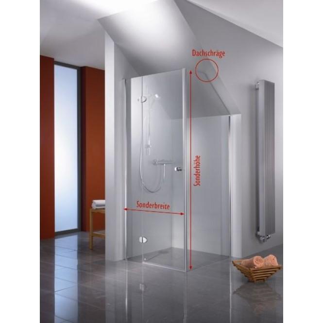 HSK - Sidewall, Premium Classic, 41 custom-made chrome-look, 100 Glasses art center