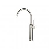 Dornbracht Vaia - Monocomando de lavatório XL-Size without waste set platinum matt