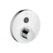 Hansgrohe Axor ShowerSelect - Thermostat UP Fertigset 1 Verbraucher rund chrom