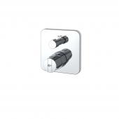 Ideal Standard CeraTherm 200 Neu - Badethermostat UP Bausatz 2 eigensicher gemäß DIN EN 1717