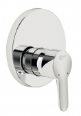 Ideal Standard Connect - Concealed single lever shower mixer without Diverter crômio