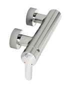Ideal Standard Connect - Exposed Single Lever Shower Mixer without Diverter crômio