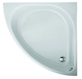 BETTE Bettearco - Corner bathtub 1400 x 1400mm branco