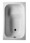 BETTE BetteStufenwanne - Corner bathtub 1050 x 650mm branco