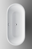 Bette Lux - Oval-Badewanne 1900 x 900 mm weiß