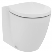 Ideal Standard Connect - Stand-Tiefspül-WC AquaBlade 365 x 550 x 400 mm weiß mit Ideal Plus