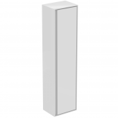 Ideal Standard Connect Air - Hochschrank 1 Tür 1600 x 300 x 400 mm weiß glänzend / matt1