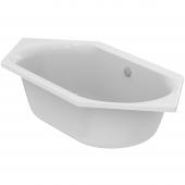 Ideal Standard Connect Air - Sechseck-Badewanne 1900 x 900 x 475 mm weiß