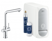 Grohe Blue Home - Starter Kit Bluetooth/WIFI L-Auslauf chrom 1