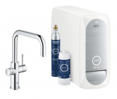 Grohe Blue Home - Starter Kit Bluetooth/WIFI U-Auslauf chrom 1