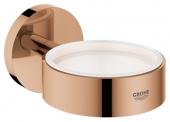 Grohe Essentials - Halter für Becher Seifenschale / Seifenspender warm sunset