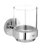 Grohe Essentials - Glas mit Halter
