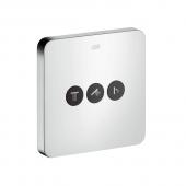 Hansgrohe Axor Citterio M - ShowerSelect Ventil Unterputz für 3 Verbraucher chrom