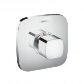 Hansgrohe - Ecostat E Thermostat Highflow 59 l / min Unterputz chrom