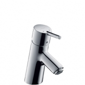 Hansgrohe Talis S - Monocomando de lavatório 70 for vented hot water cylinders with pop-up waste set crômio