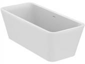 Ideal Standard Tonic II - Freistehende-Körperform-Badewanne 1800 x 800 mm weiß