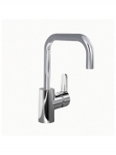 Ideal Standard Connect - Single lever kitchen mixer with swivel spout crômio