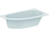 Ideal Standard HOTLINE NEU - Roomsaving bathtub 1600 x 900mm branco